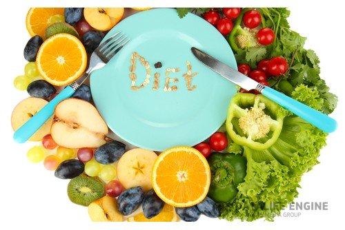5 диеты top в мире